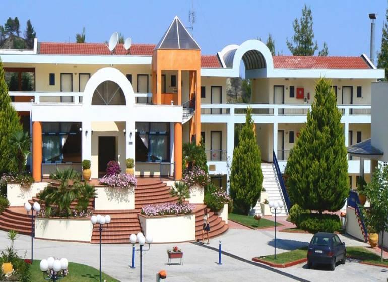 Atrium Hotel - Chalkidiki,Grecia / Halkidiki