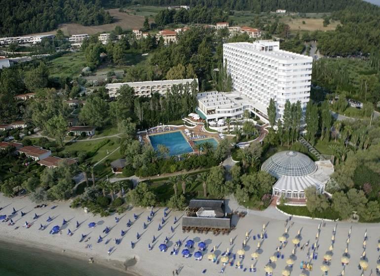 Pallini Beach Hotel,Grecia / Halkidiki