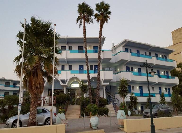 Area Blue Beach Apartaments,Grecia / Rodos