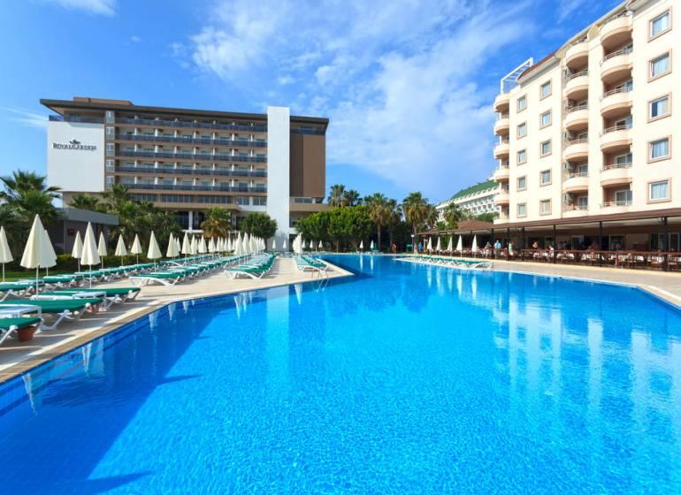 Royal Garden Select & Suite Hotel,Turcia / Antalya / Alanya