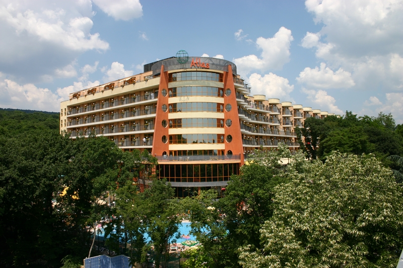 Atlas Hotel,Bulgaria / Nisipurile de aur