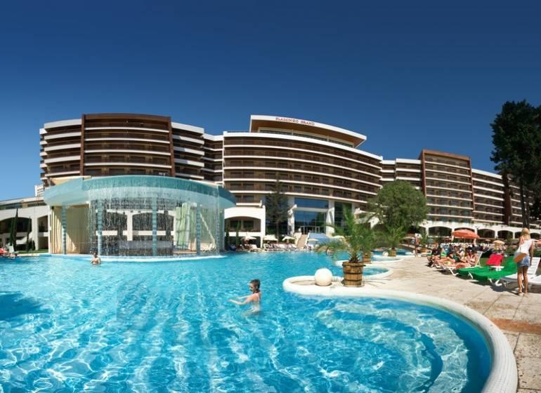 Flamingo Grand Hotel &spa,Bulgaria / Albena