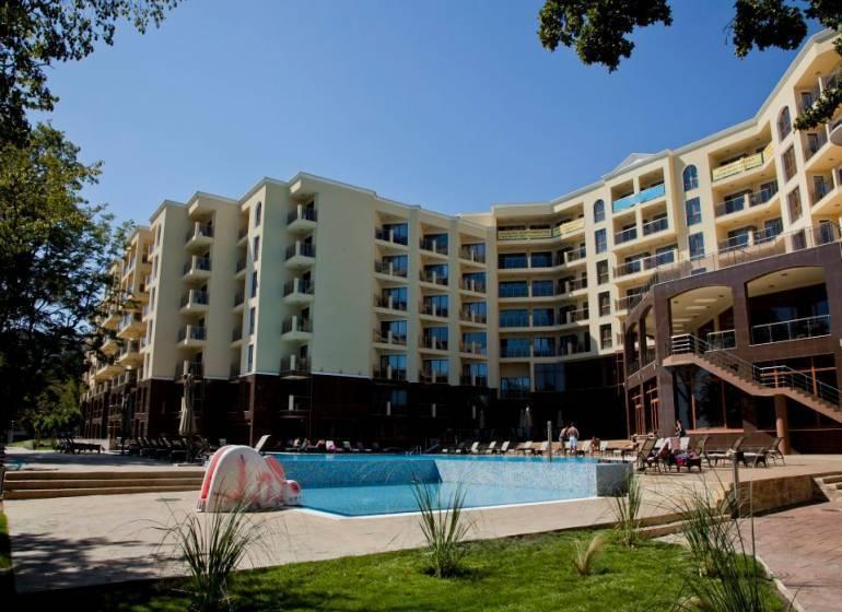 Golden Line Hotel,Bulgaria / Nisipurile de aur