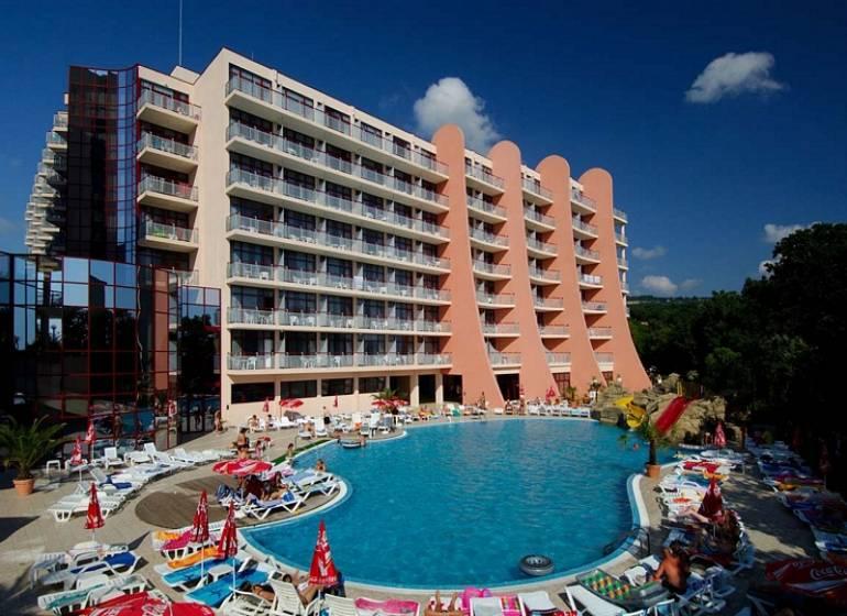 Helios Spa & Resort,Bulgaria / Nisipurile de aur
