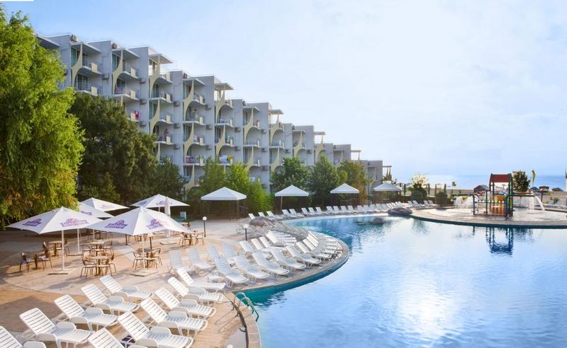 Laguna Beach Hotel,Bulgaria / Albena