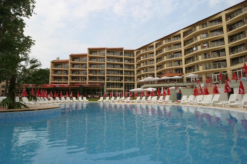 Madara Hotel,Bulgaria / Nisipurile de aur